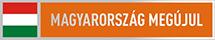 Magyarország megújul logo